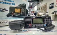 VHF ICOM IC-M330 BLACK
