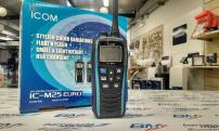 VHF Portatile GALLEGGIANTE ICOM IC-M25EUR 5W
