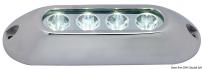 Faretto subacqueo LED 2 x 3W 460 lm
