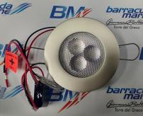Plafoniera LED 3X 3W IP55