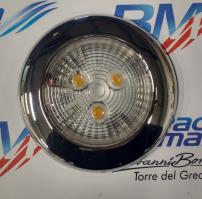 Plafoniera 3 LED Bianco 3x 0,5W
