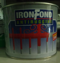 ANTIRUGGINE ECONFOND 500ML